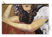 French Poster: Salome, 1918 Carry-all Pouch