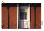 French Quarter Door And Shadows New Orleans Carry-all Pouch