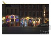 French Quarter Shopping At Night Carry-all Pouch