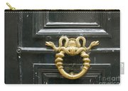 French Snake Doorknocker Carry-all Pouch