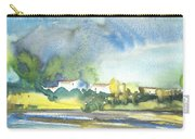 French Village 01 Carry-all Pouch
