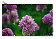 Fresh Chives Carry-all Pouch