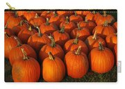 Fresh From The Farm Orange Pumpkins Carry-all Pouch