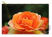 Fresh Peach Petals Carry-all Pouch