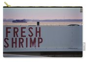 Fresh Shrimp Carry-all Pouch