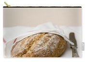 Freshly Baked Whole Grain Bread Carry-all Pouch by Shahar Tamir