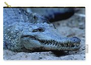 Freshwater Crocodile Carry-all Pouch
