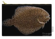 Freshwater Flounder Carry-all Pouch