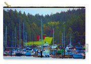Friday Harbor Docks Carry-all Pouch