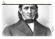 Friedrich Frobel, German Pedagogue Carry-all Pouch