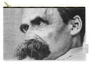 Friedrich Wilhelm Nietzsche, German Carry-all Pouch by Photo Researchers
