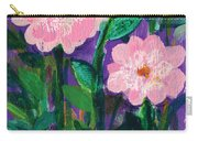 Friendship In Flowers Carry-all Pouch