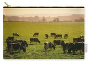 Friesian Cattle Cattle Grazing Carry-all Pouch
