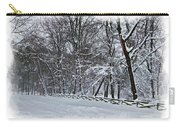 Frigid Carry-all Pouch by Brian Wallace