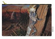 Frill-necked Lizard Carry-all Pouch