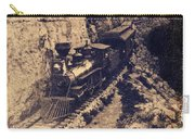 Frisco Steam Train Carry-all Pouch