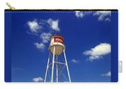 Frisco Texas Water Tower Carry-all Pouch