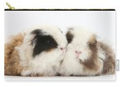 Frizzy Alpaca Guinea Pigs Carry-all Pouch