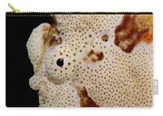 Frogfish Face Carry-all Pouch