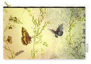 Frolicing Butterflies Carry-all Pouch