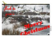 From Our Flock To Yours Carry-all Pouch
