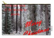 From Our Neck Of The Woods To Yours 3 Carry-all Pouch