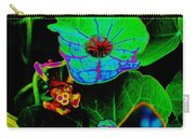 From The Psychedelic Garden Carry-all Pouch