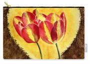 From Tulip With Love Carry-all Pouch