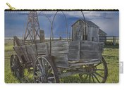Frontier Farm In 1880 Town Carry-all Pouch