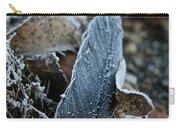 Frosted Feather Carry-all Pouch