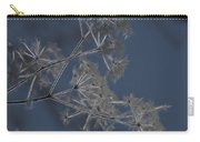 Frosty Weeds Carry-all Pouch