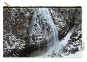 Frozen Narada Falls Carry-all Pouch