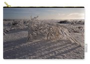 Frozen Riviere Des Mille Iles - Qc Carry-all Pouch