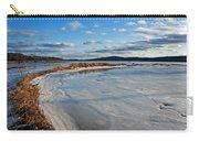 Frozen Shoreline Carry-all Pouch