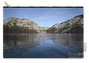 Frozen Tenaya Lake Carry-all Pouch