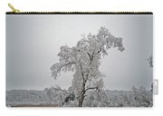 Frozen Tree Carry-all Pouch
