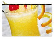 Frozen Tropical Orange Drink Carry-all Pouch