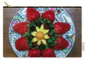 Fruit Flower Carry-all Pouch