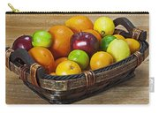 fruits with vitamin C Carry-all Pouch