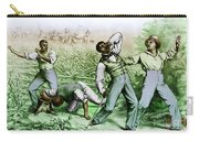 Fugitive Slave Law Carry-all Pouch