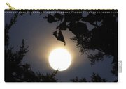 Full Moon Late Night Spain  Carry-all Pouch