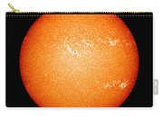 Full Sun Showing Coronal Mass Ejection Carry-all Pouch