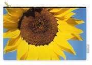 Full Sunflower Carry-all Pouch