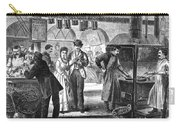 Fulton Fish Market, 1870 Carry-all Pouch