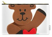 Fun Reindeer Sitting Carry-all Pouch