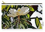 Funky Magnolia Carry-all Pouch