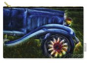 Funky Old Car Carry-all Pouch