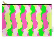 Funky Stripes Carry-all Pouch