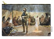 Fur Trader Carry-all Pouch