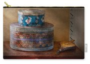 Furniture - Hat Boxes With Billow Carry-all Pouch